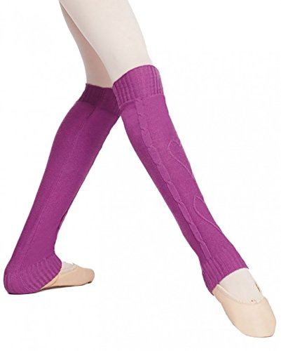 Capezio Lovely Legwarmer Stulpen Beinstulpen Tanzstulpen Ballettstulpen Warm Up für Kinder (Capezio Dance Rock)