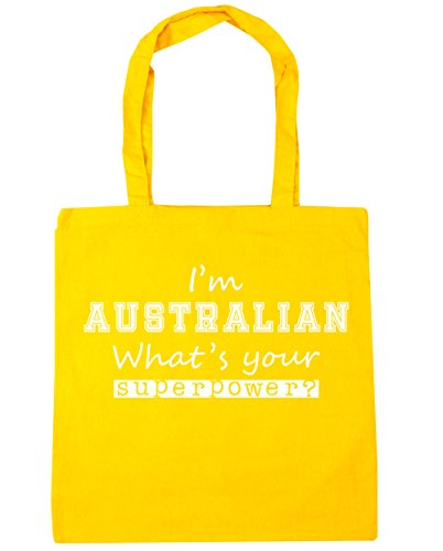 hippowarehouse-im-australian-whats-your-superpower-tote-shopping-gym-beach-bag-42cm-x38cm-10-litres