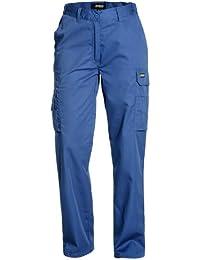 Blakläder 712018009900d24Tamaño D24Mujer Servicio pantalones de trabajo (Talla XL), color negro