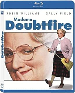 Madame Doubtfire [Blu-ray] (B001G53K9Q) | Amazon price tracker / tracking, Amazon price history charts, Amazon price watches, Amazon price drop alerts