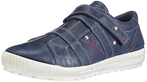 Superfit SIENA Mädchen Sneakers Blau (OCEANO 80)