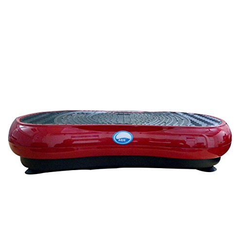 ARG HEALTH CARE Fitness (ARG781) Power Plate - 3D Vibration Plate With 2  Motors and Remote (2 Streatch Rope Included)