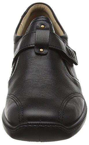 Hotter Francis, oxford Chaussures femme Noir - Noir