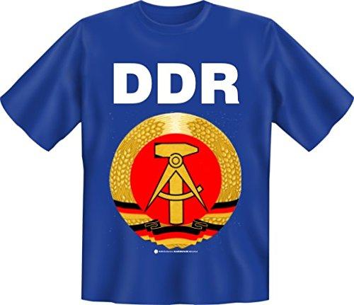 Fun Spruch T-Shirt DDR Grösse L