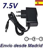 Adaptateur Secteur Alimentation Chargeur 7.5V pour Remplacement Console Vtech NEW Innotab/Storio/Mobigo Tablette puissance du câble d'alimentation