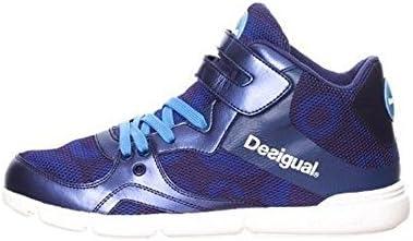 Desigual Muevete!! D - Zapatillas de Deporte de Material sintético Mujer
