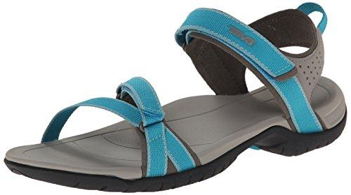 Teva Verra, Sandales femme Bleu (Lake Blue)