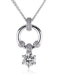 Esprit Damen-Halskette Seleness day Gr.42-45cm ELNL91877A420