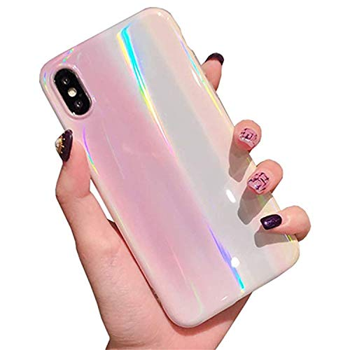 Hishiny Cover iPhone XS Max, iPhone XR Custodia Silicone...