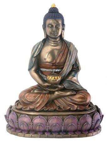 stealstreet–buddhistische Amitabha Religiöse Buddhismus Statue
