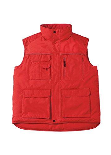 Workwear doudoune & b/c/pro/expert 0C40) Rouge - Rouge