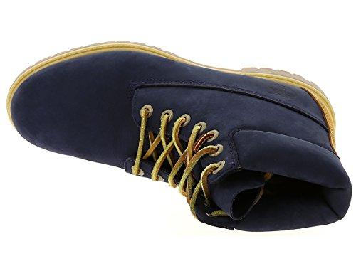 "Timberland 6"" Premium Herren Stiefel Blau Blau"