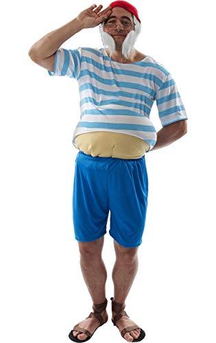 Déguisement Adulte Costume Homme Pirate Monsieur Mouche Peter Pan Disney