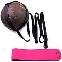 PW TOOLS Ayuda de Equipo de Entrenamiento de Voleibol, Entrenador de práctica en Solitario para Servir, Colocar, Golpear y balancear el Brazo, Principiantes y Profesionales