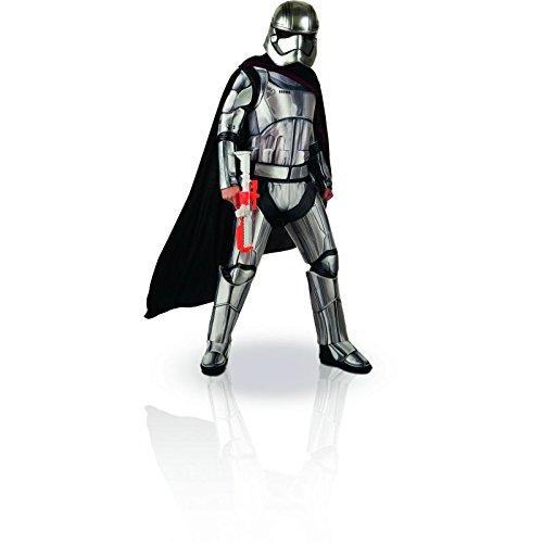 Captain Phasma Kostüm für Erwachsene- Star Wars XII Deluxe (Phasma Star Wars Kostüm)