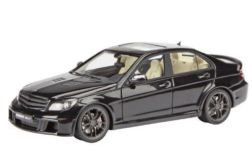 schuco-schu08818-vehicule-miniature-brabus-bullit-noire-echelle-1-43
