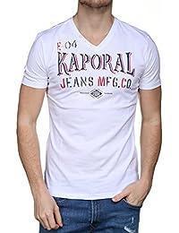 Kaporal Tee Shirt Laxx White