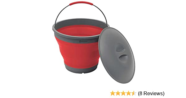 Outwell OW COLLAP Buck/&Lid Red