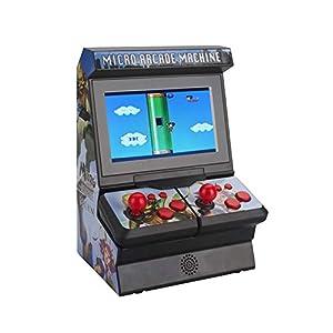 SU Kinder-Spielekonsole Arcade-Spielzeug 8-Bit-Wireless-Großbild-Neutral FC Mini
