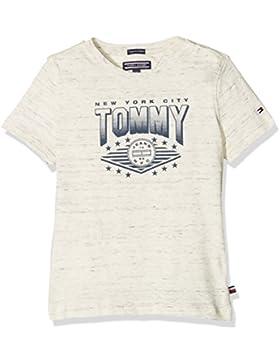 Tommy Hilfiger Ame Tommy Cn tee S/S, Camiseta para Niños
