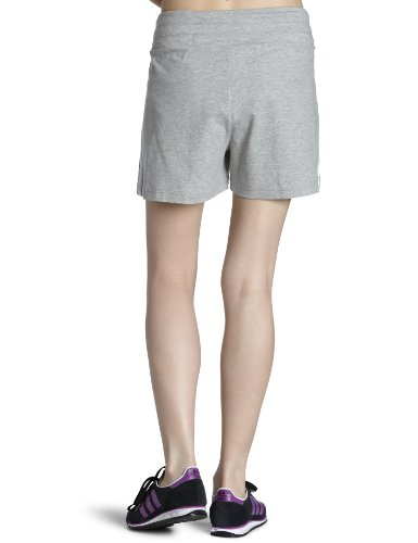 adidas X13208 Short maille pour femme Essentials 3S Noir