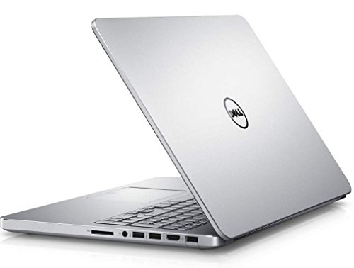 Dell  17R 7737 17.3-inch Laptop (Core i7-4510U/16GB/1TB HDD/Windows 8/2GB Graphics), Silver