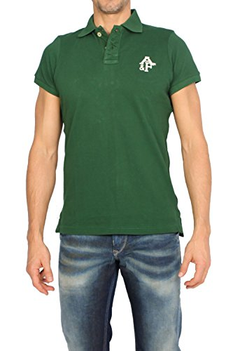 abercrombie-fitch-herren-polos-muscle-fit-grun-l