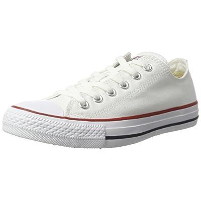 Converse Converse Chuck Taylor All Star Ox, Zapatillas Unisex, Blanco (Optical White), 44