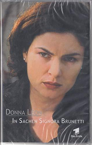 Preisvergleich Produktbild Donna Leon: In Sachen Signora Brunetti