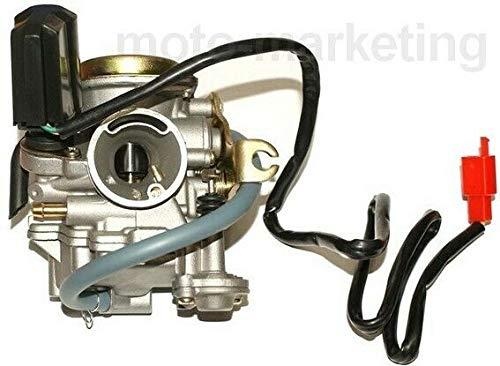 Unbranded Tuning Racing VERGASER Auto Choke KIT für SYM Fiddle II 50 -