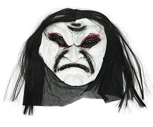Yokai Kostüm - Carry stone Maske Halloween Angst Horror Maske Yokai Maskerade Cosplay Zubehör Gesicht Voller Kopf Kostüm Angst Serie Horror New Year Party Baptaikai Festival Bankett Schule Festival Kultur Festival