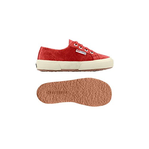 Superga 2750-Suebinj, Scarpe per bambini, Unisex - bambino INDIAN RED