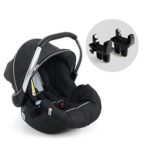 hauck-duett-2-zero-plus-select-car-seat-black