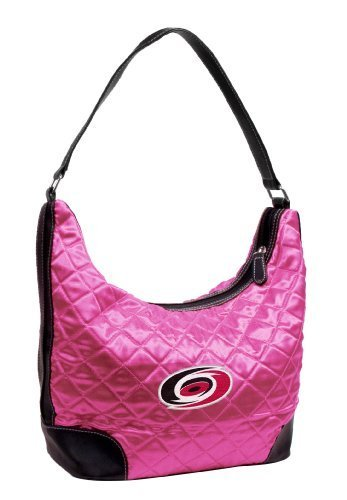 nhl-carolina-hurricanes-pink-quilted-hobo-by-littlearth