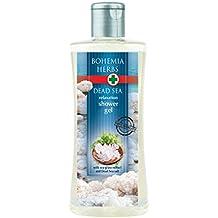 Gel de ducha 250 ml con sal de mar muerto – Cosméticos naturales puros originales