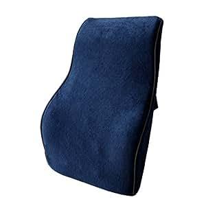 voiture de bureau accueil lombaire retour soutien d 39 oreiller de coussin soutien lombaire en. Black Bedroom Furniture Sets. Home Design Ideas