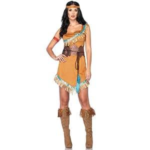Women's Princess Pocahontas Disney Costume
