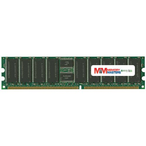 memorymasters 512 MB DDR266 PC2100 CL2.5 1RX4 Single Rank Registered ECC 184-pin DIMM -