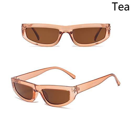 Yi Ling Vintage Cat Eye Sonnenbrille für Damen