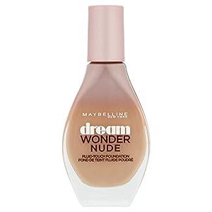 Dream Wonder Nude Maybelline Make Up Fluid Foundation 20ml Sun Beige [#48]