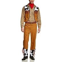 Widman - Disfraz de cowboy para hombre, talla S (37481)