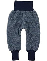 Cosilana pantalon avec taille élastique souple wollfleece 100%  laine vierge-by wollbody ®
