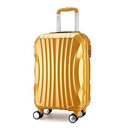 414qzbAikGL. SS416  - PARTYPRINCE - Maleta  adultos unisex dorado dorado 68*40*26cm