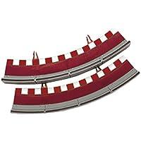 Scalextric - Borde para valla curva Standard Universal (4)
