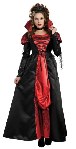 Halloween Kostum Ideen Damen.Transsylvanische Vampir Konigin Halloween Kostum Damen Gr 38 40