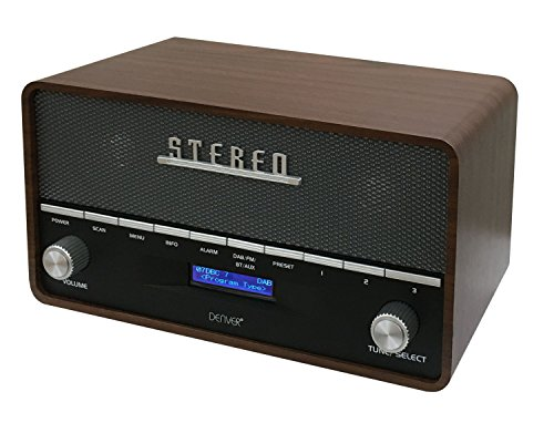 igital Retro Radio Mit Bluetooth Funktion ()