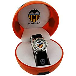 Valencia FC Childrens/Kids Official Football Crest Wrist Watch
