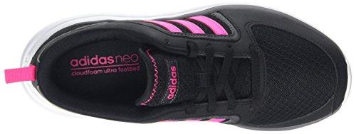 Turnschuhe Lite W Schwarz Grpudg Pink Adidas Damen negbas X Rosimp wqH417