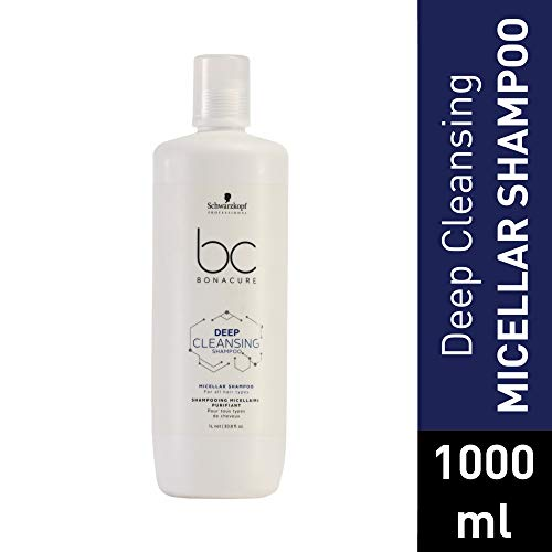 Schwarzkopf Professional BC Deep Cleansing Shampoo - 1000ml -