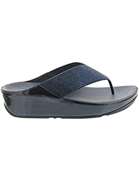 FitFlop™ Crystall Womens Fuß Post Sandalen